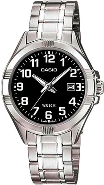 Наручные женские часы Casio LTP-1308PD-1B