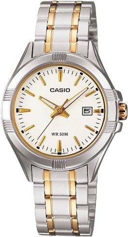 Наручные женские часы Casio LTP-1308SG-7A