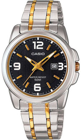 Наручные женские часы Casio LTP-1314SG-1A