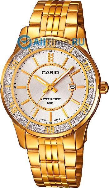 Наручные женские часы Casio LTP-1358G-7A