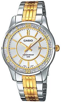 Наручные женские часы Casio LTP-1358SG-7A