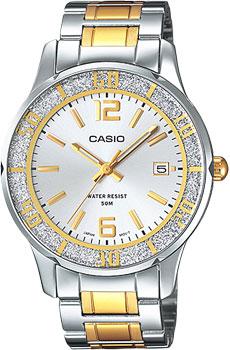Наручные женские часы Casio LTP-1359SG-7A