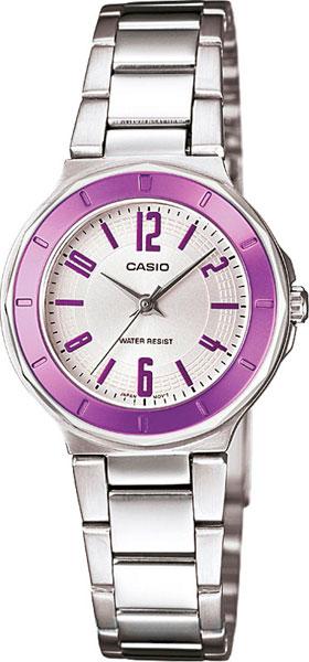 Наручные женские часы Casio LTP-1367D-6A