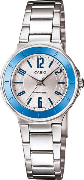 Наручные женские часы Casio LTP-1367D-7A