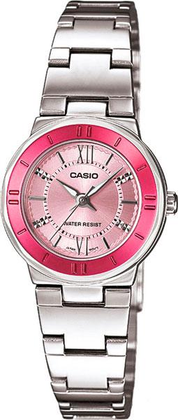 Наручные женские часы Casio LTP-1368D-4A
