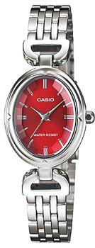 Наручные женские часы Casio LTP-1374D-4A
