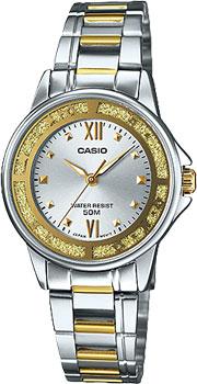 Наручные женские часы Casio LTP-1391SG-7A