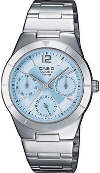 Наручные женские часы Casio LTP-2069D-2A