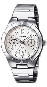 Наручные женские часы Casio LTP-2069D-7A2