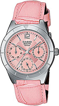 Наручные женские часы Casio LTP-2069L-4A