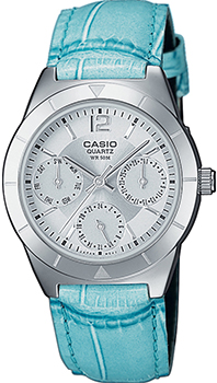 Наручные женские часы Casio LTP-2069L-7A2