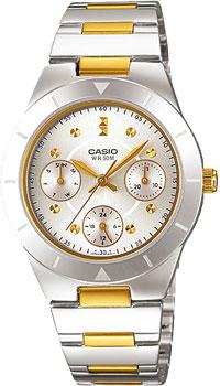 Наручные женские часы Casio LTP-2083SG-7A