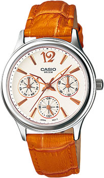 Наручные женские часы Casio LTP-2085L-5A