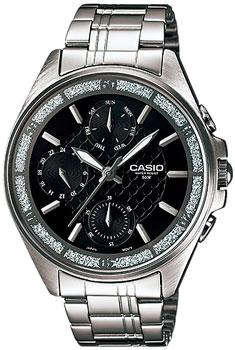 Наручные женские часы Casio LTP-2086D-1A