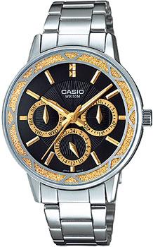 Наручные женские часы Casio LTP-2087D-1A