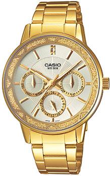 Наручные женские часы Casio LTP-2087G-7A