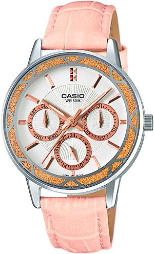 Наручные женские часы Casio LTP-2087L-4A