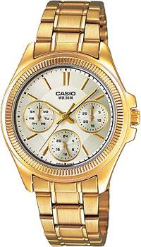 Наручные женские часы Casio LTP-2088G-9A