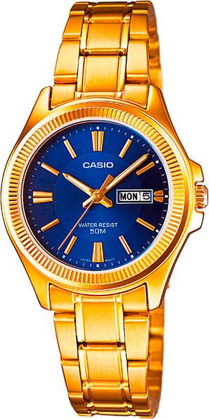 Наручные женские часы Casio LTP-E111GB-2A