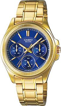 Наручные женские часы Casio LTP-E304GB-2A