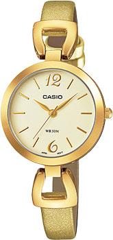 Наручные женские часы Casio LTP-E402GL-9A
