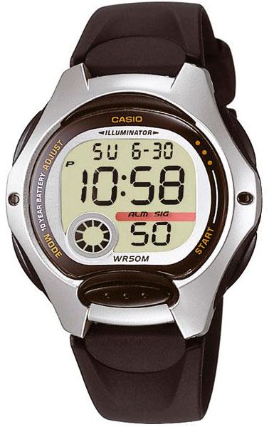 Наручные женские часы Casio LW-200-1A