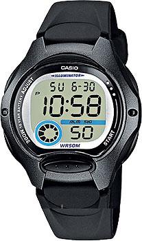 Наручные женские часы Casio LW-200-1B