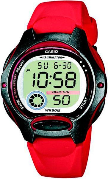 Наручные женские часы Casio LW-200-4A