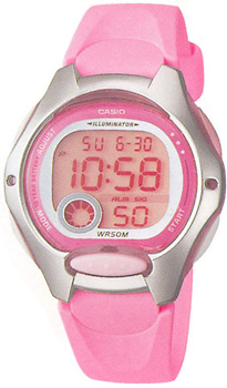 Наручные женские часы Casio LW-200-4B