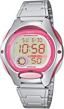 Наручные женские часы Casio LW-200D-4A