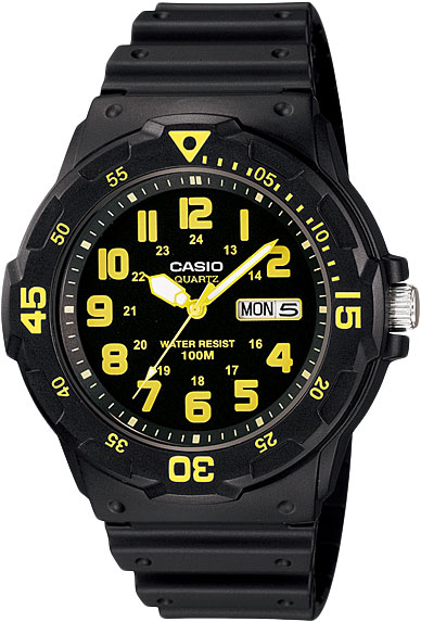 Наручные мужские часы Casio MRW-200H-9B