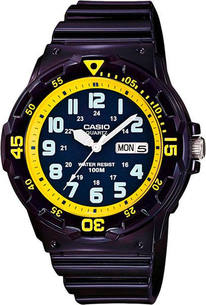 Наручные мужские часы Casio MRW-200HC-2B