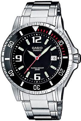 Наручные мужские часы Casio MTD-1053D-1A