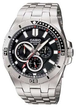 Наручные мужские часы Casio MTD-1060D-1A