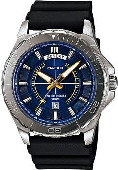 Наручные мужские часы Casio MTD-1076-2A