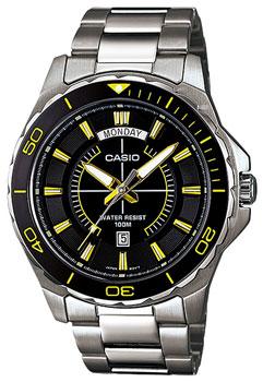 Наручные мужские часы Casio MTD-1076D-1A9