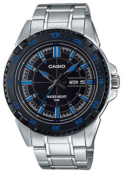 Наручные мужские часы Casio MTD-1078D-1A2