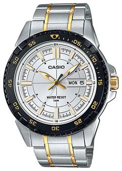 Наручные мужские часы Casio MTD-1078SG-7A