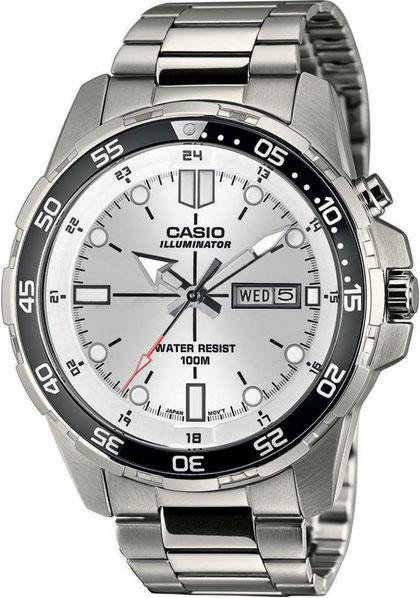 Наручные мужские часы Casio MTD-1079D-7A1