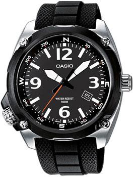 Наручные мужские часы Casio MTF-E001-1A