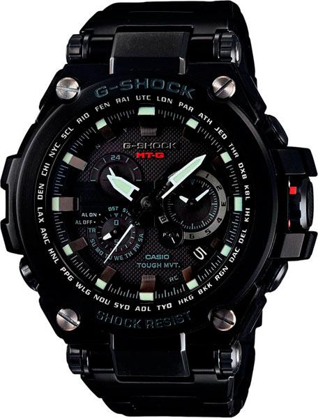 Наручные мужские часы Casio MTG-S1000BD-1A