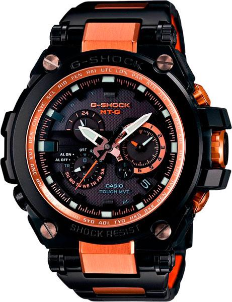 Наручные мужские часы Casio MTG-S1000BD-5A