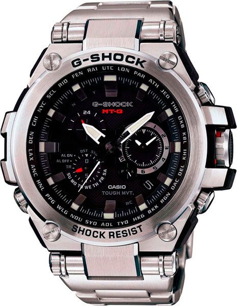Наручные мужские часы Casio MTG-S1000D-1A