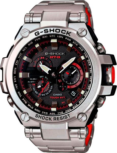 Наручные мужские часы Casio MTG-S1000D-1A4