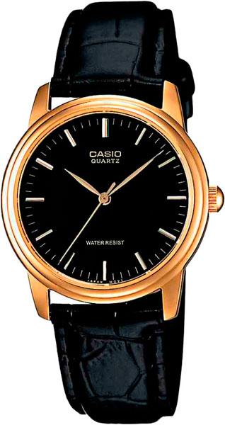 Наручные мужские часы Casio MTP-1154PQ-1A