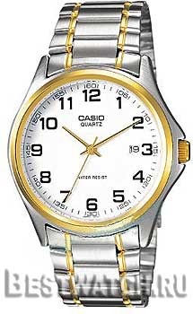 Наручные мужские часы Casio MTP-1188G-7B