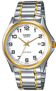 Наручные мужские часы Casio MTP-1188PG-7B
