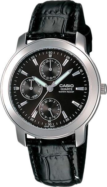 Наручные мужские часы Casio MTP-1192E-1A