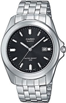 Наручные мужские часы Casio MTP-1222A-1A