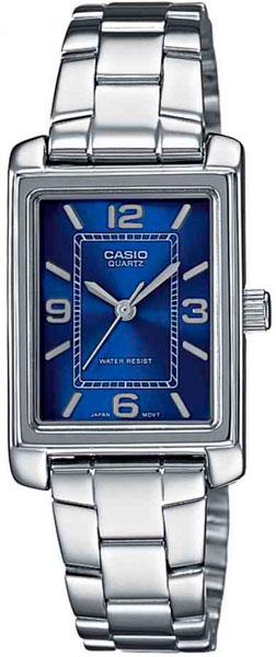 Наручные мужские часы Casio MTP-1234D-2A
